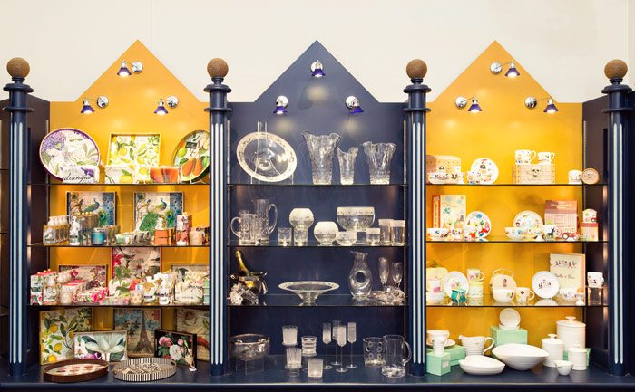 World famous fine china, porcelain and enamels