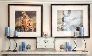 Home accessories and artwork