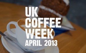 UK Coffee Week at Treeby's Gallery Café