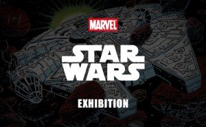 Marvel Star Wars exibition Keswick Cumbria