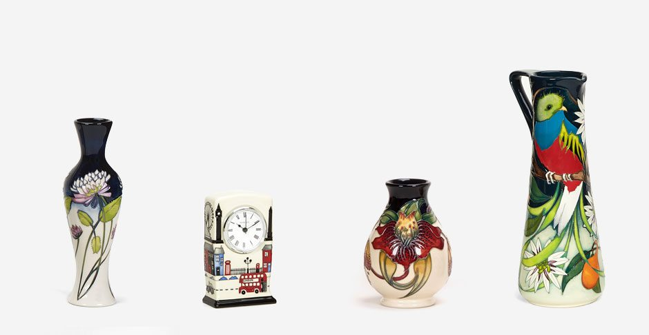 New Moorcroft Pottery 2016 Releases