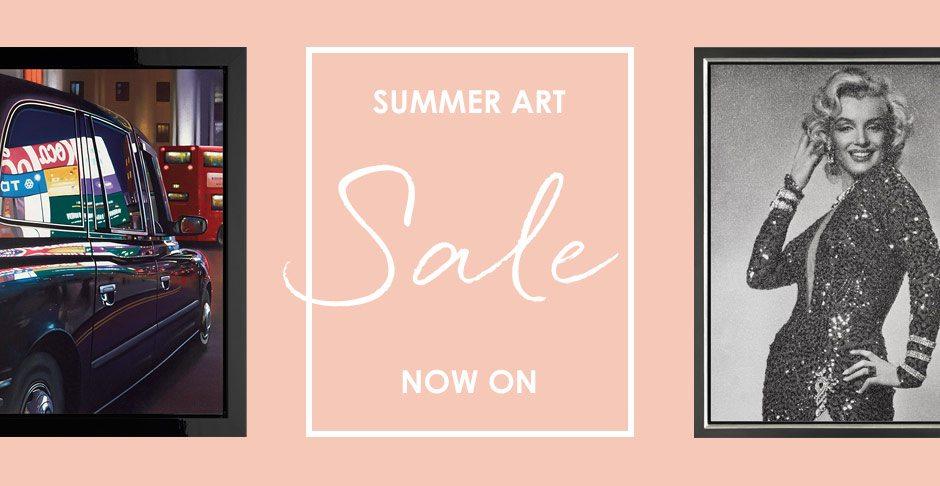 Summer Art Sale