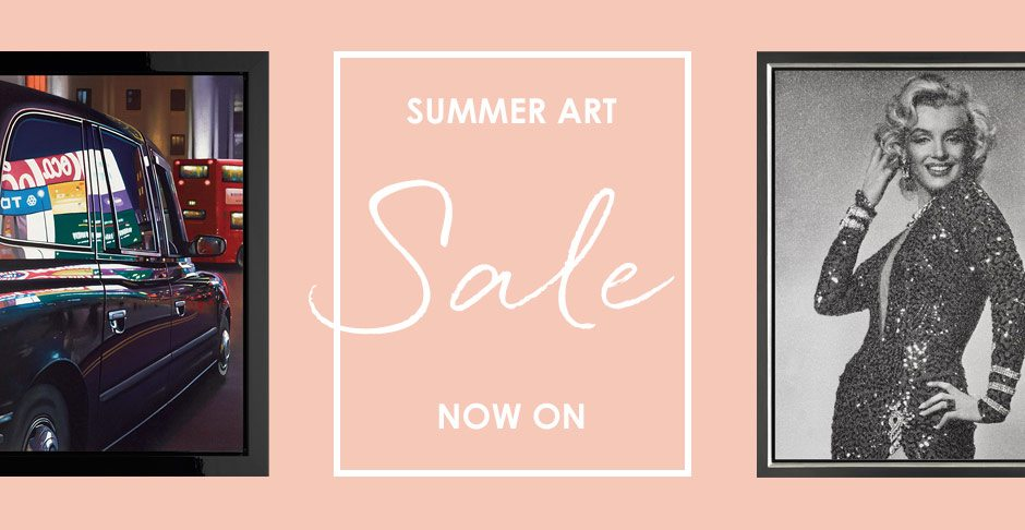 Summer Art Sale