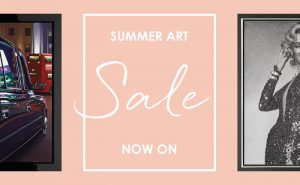 Summer Art Sale at TREEBY & BOLTON, Keswick