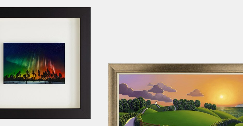 Autumn Art Collection Paul Corfield and Richard Rowan