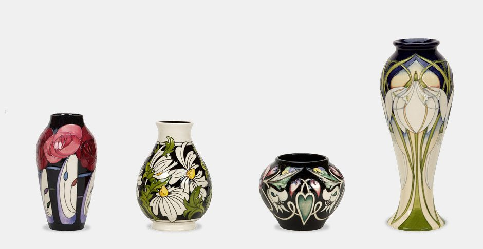 Moorcroft 2017 collections