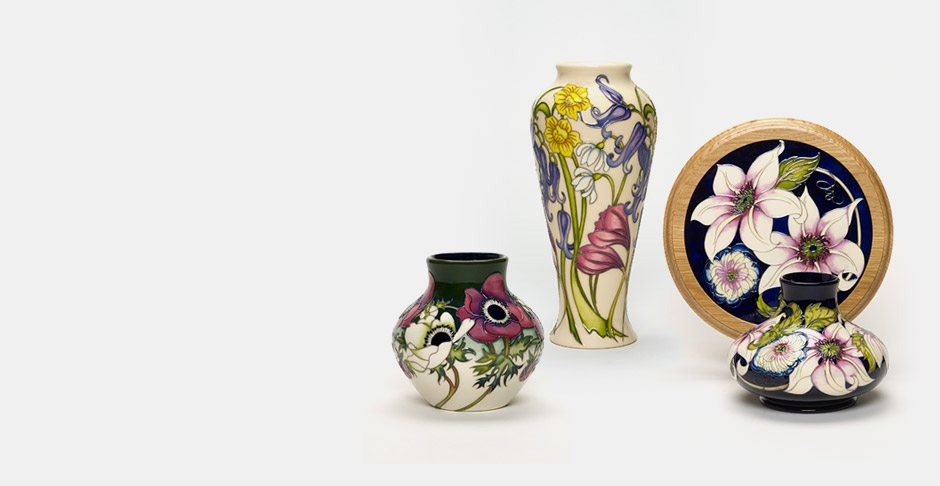 Moorcroft I am not my Father collection