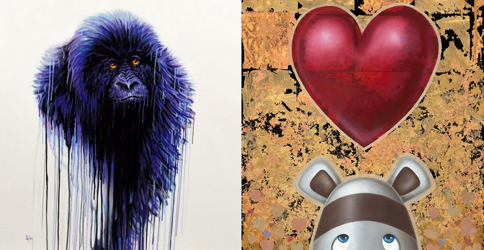 Summer Art Collection – Robert Oxley and Peter Smith