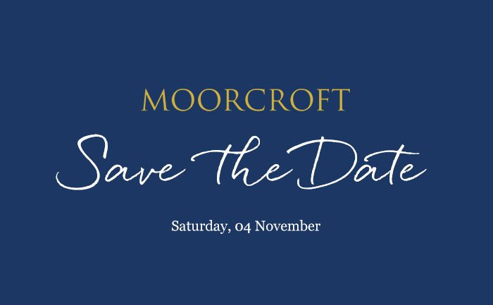 Exclusive Moorcroft Kerry Goodwin, Saturday 4th November 2017