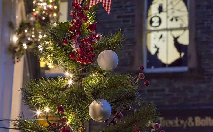 Christmas at Treeby & Bolton
