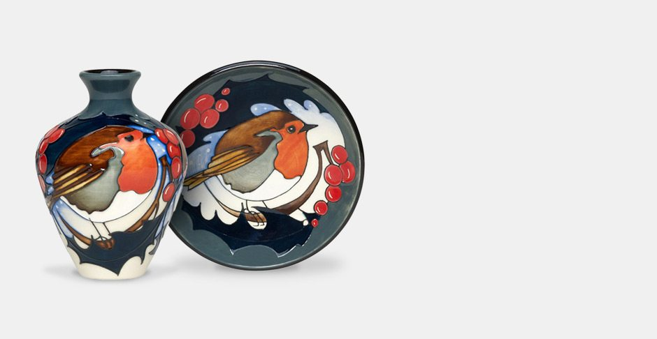 Moorcroft winter editions