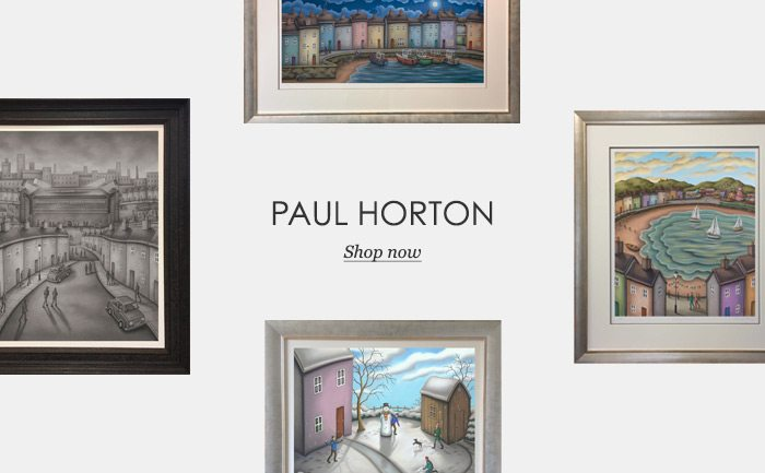 Shop Paul Horton Art