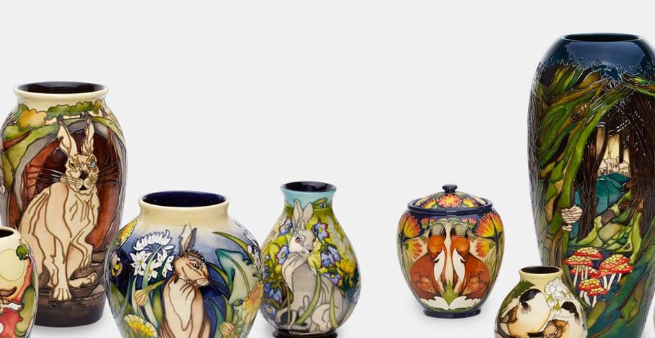 Moorcroft 2019 Catalogue