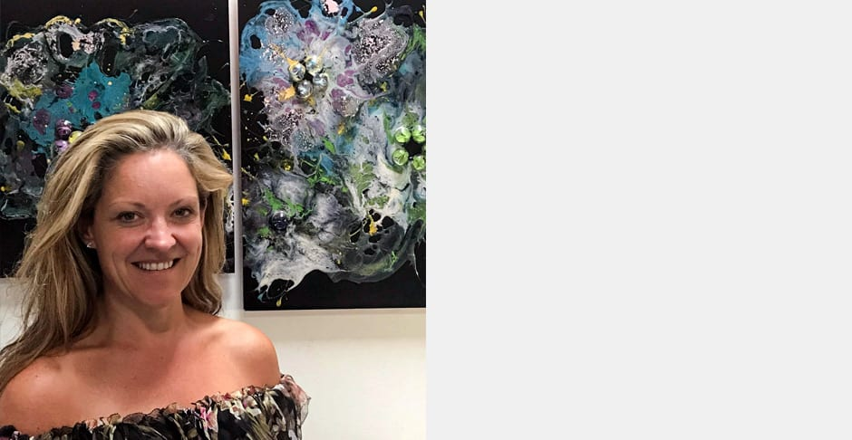 Meet Artist Clare Wright in August, 2019