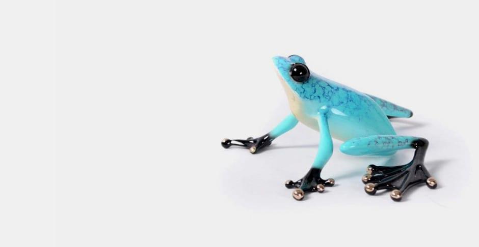 Frogman Monet
