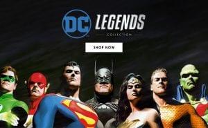DC Legends Art Collection